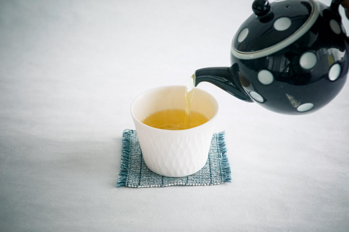 霧下そば茶