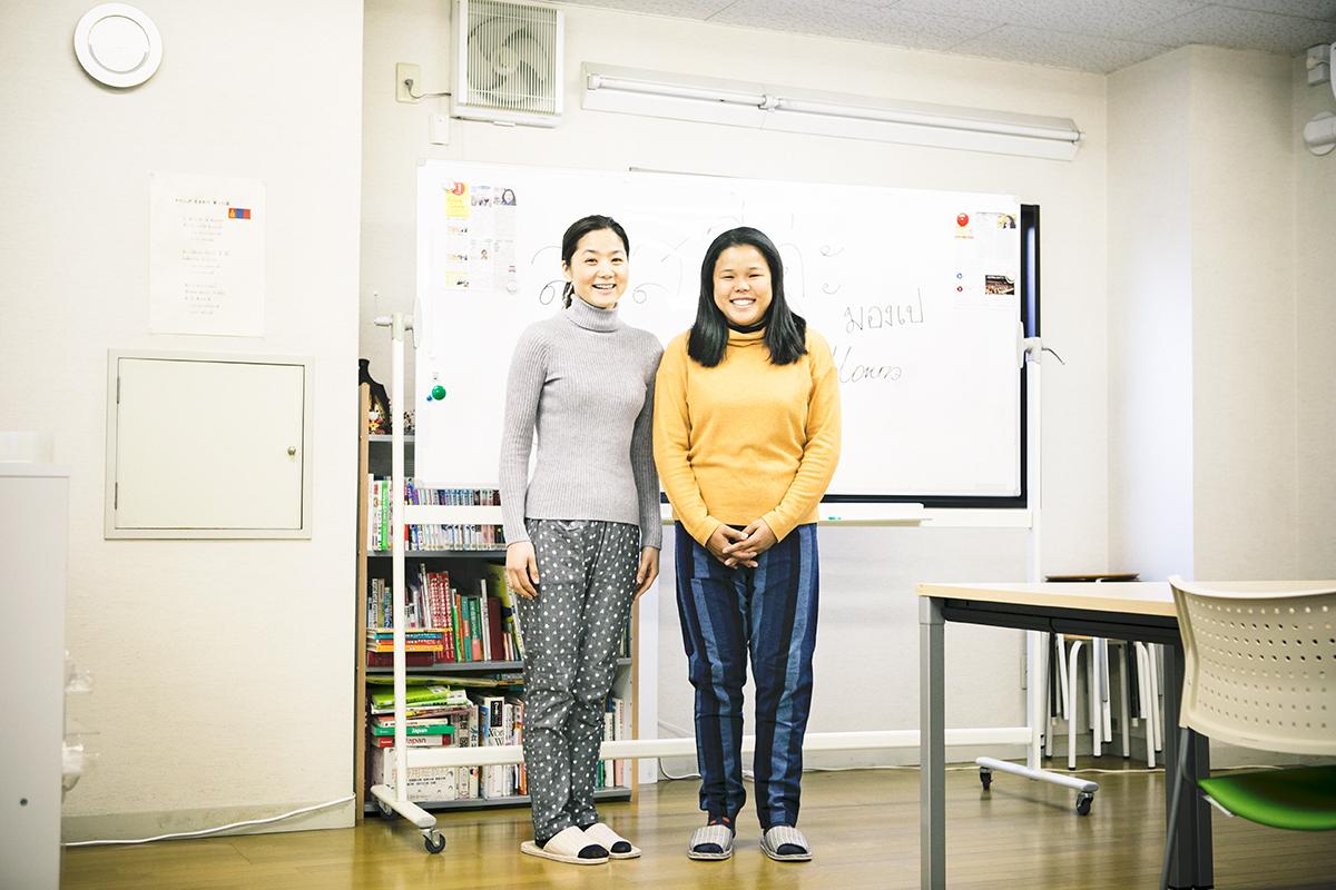 外国人と日本人をつなぐ会社