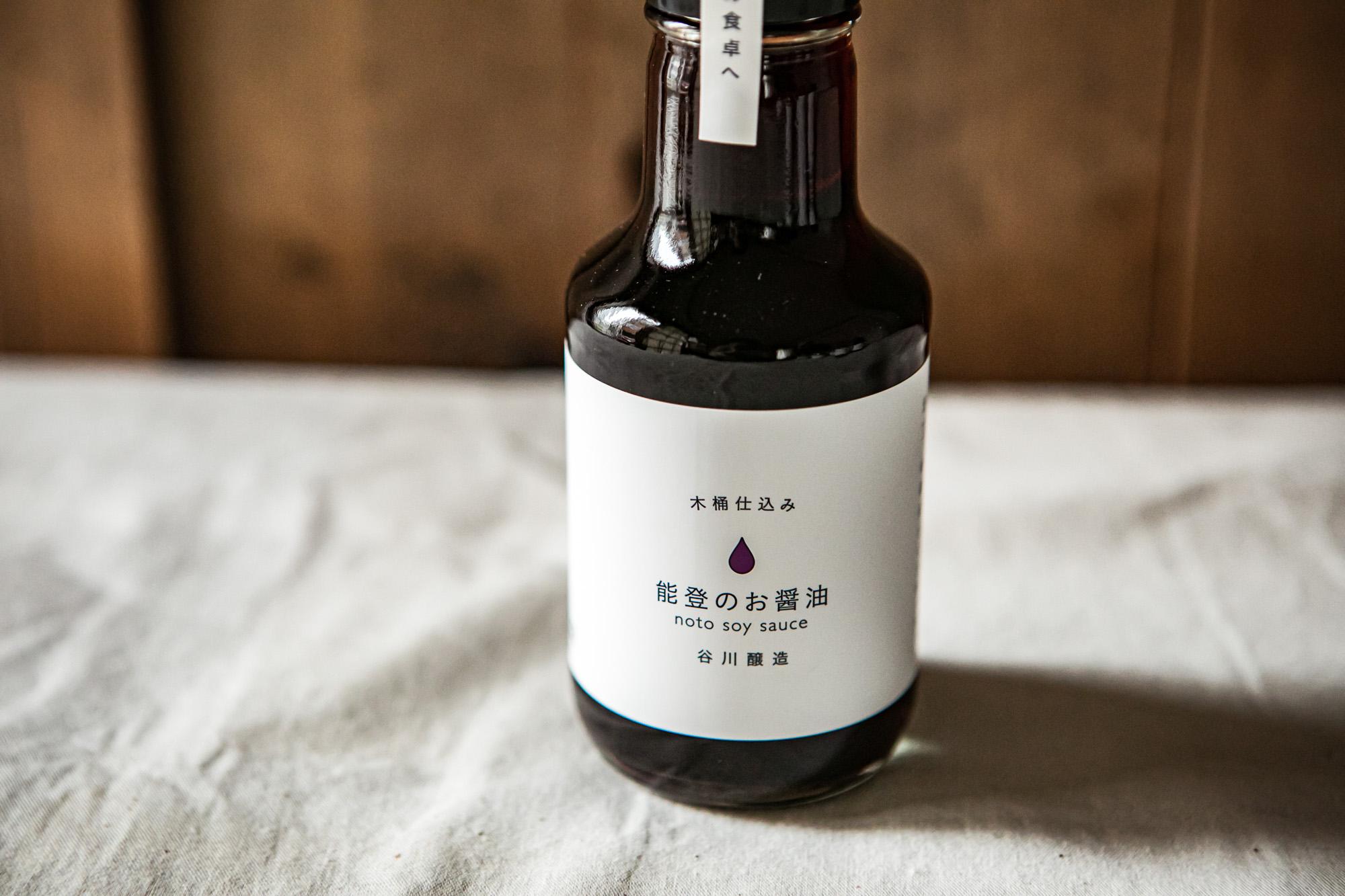 能登のお醤油 谷川醸造