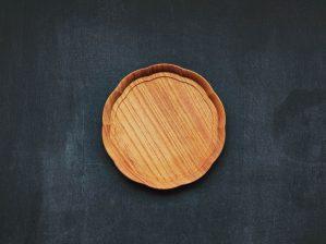輪花盆 小 四十沢木材工芸