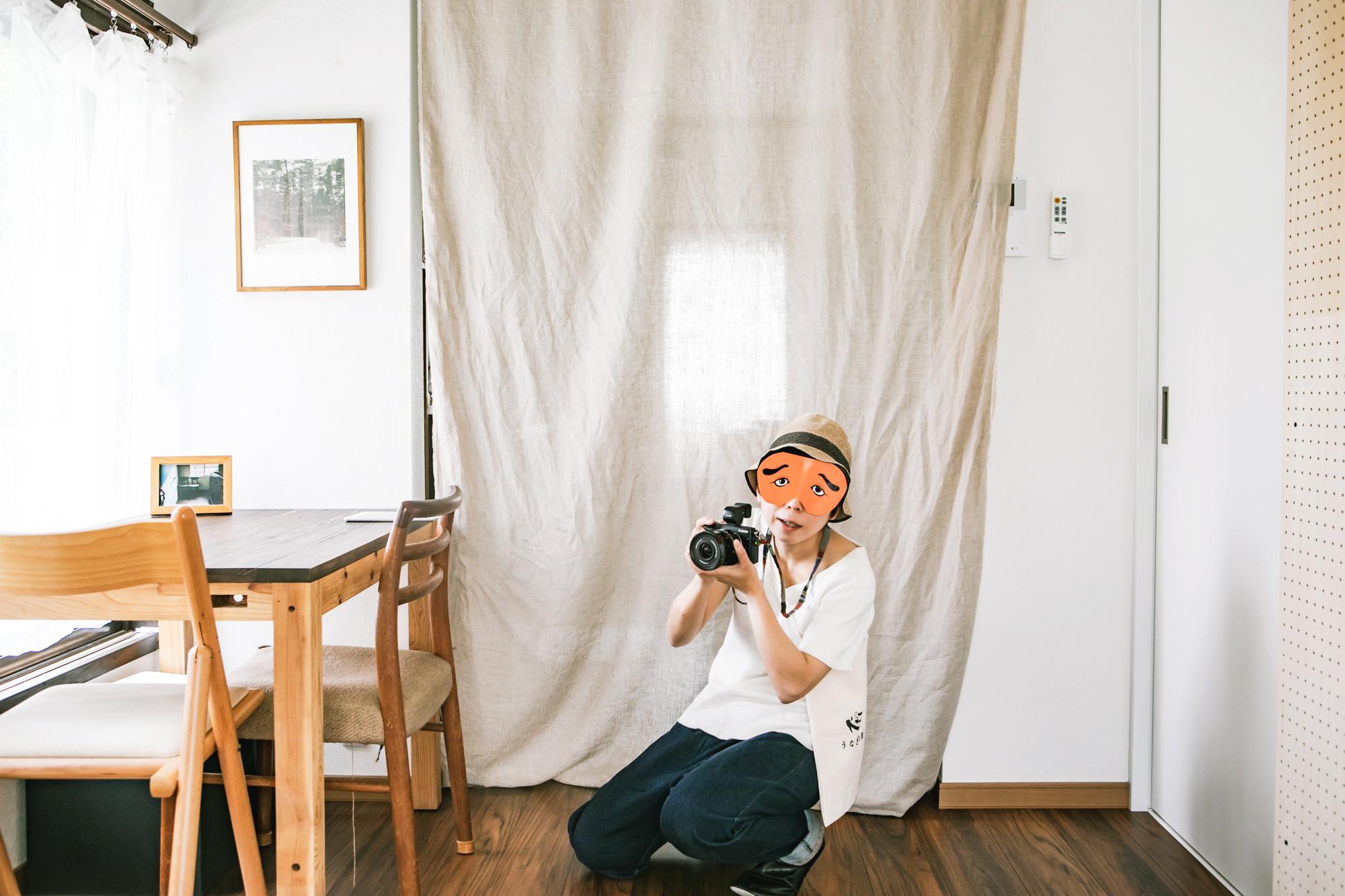 うなぎの寝床 現代風もんぺ Fukuyama Denim / 福山デニム ストレッチ