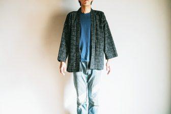 霞網(かすみあみ) 羽織
