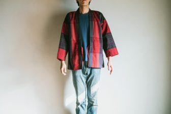 鼓星 羽織
