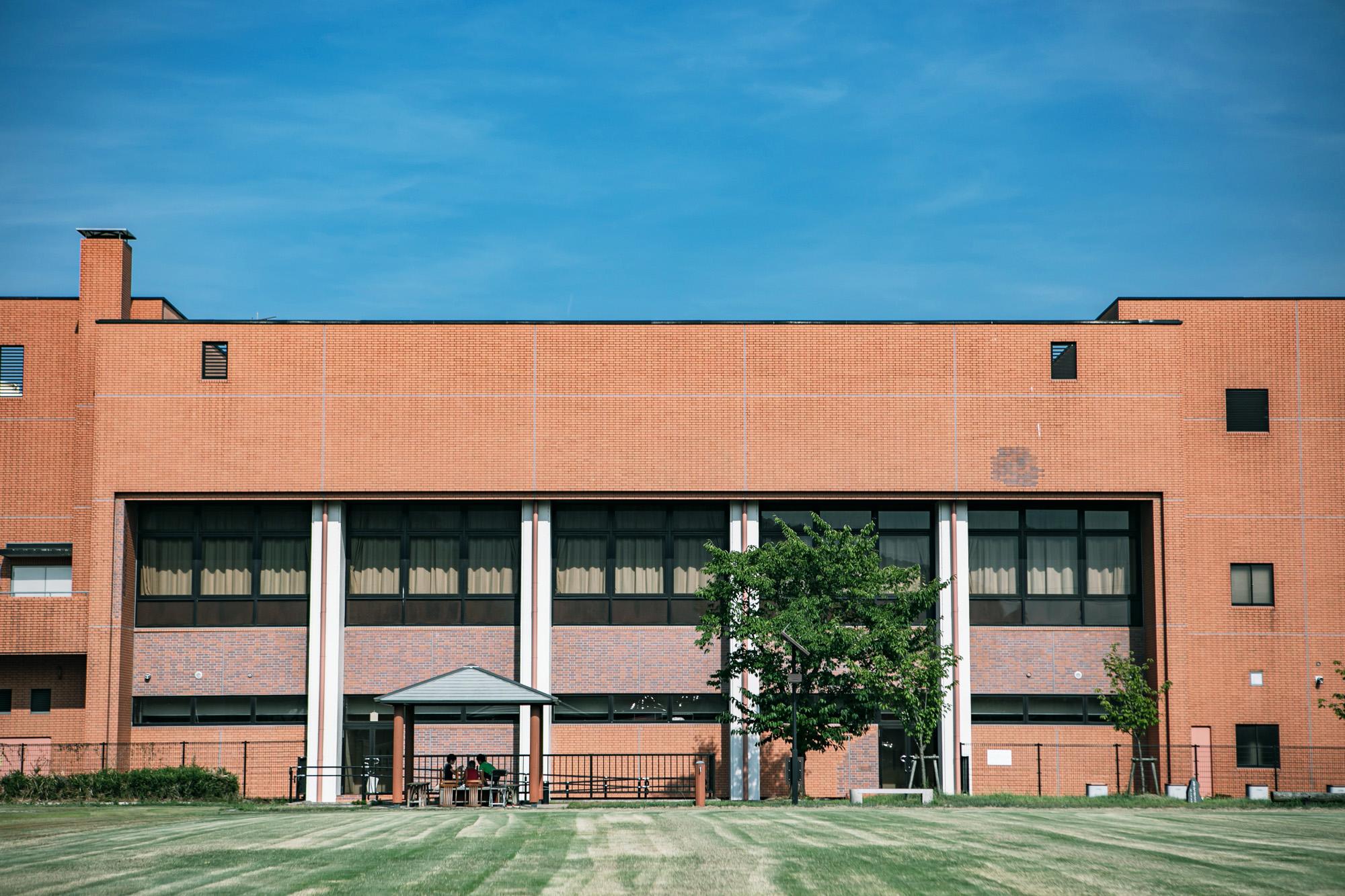 日高文化体育館