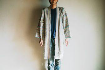宮田織物 ハレルヤ 羽織(はおり) ロング丈