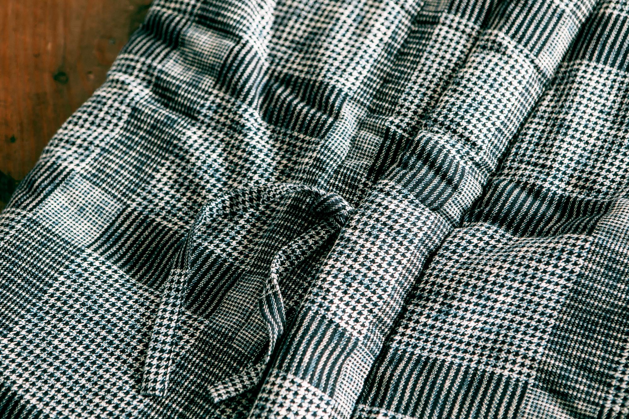 宮田織物 irohaポンチョ