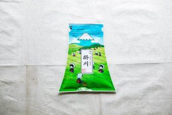 ヤマニ製茶 特選深蒸し茶 掛川