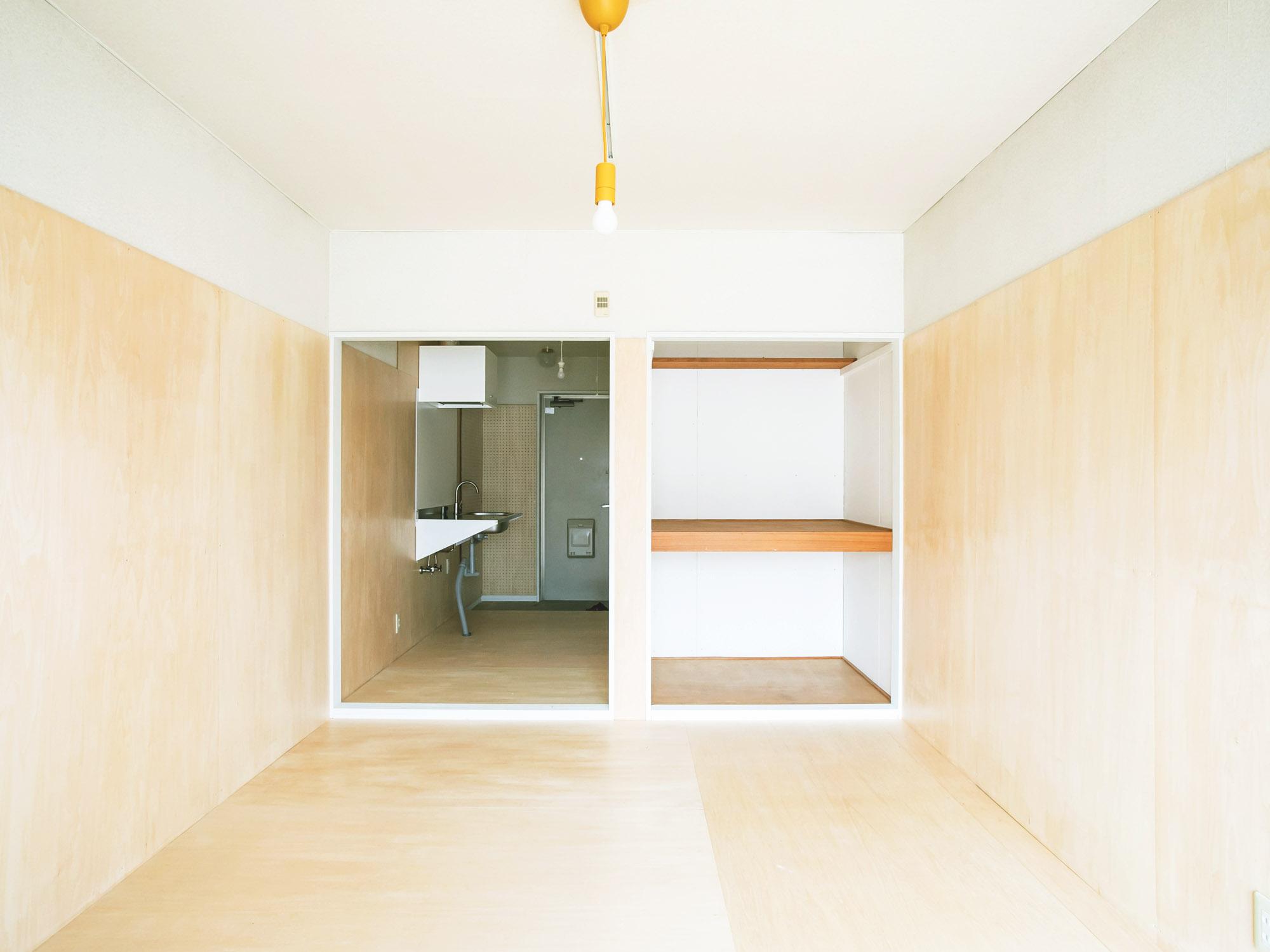俥家アパート