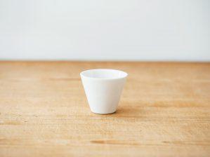 円錐 小 乳白/南景製陶園