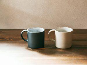 円柱マグカップ/南景製陶園